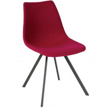 "СТУЛ ""CARRIE"" chair metal strait legs HoReCa, т/к 3"