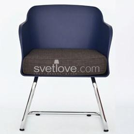 "СТУЛ ""SOFT KINK CHAIR"" BLUE"